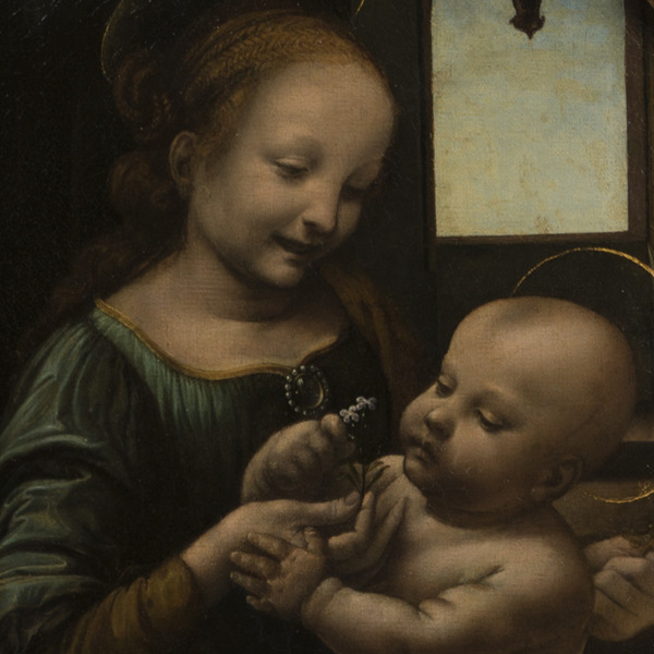Leonardo. La Madonna Benois dalle collezioni dell'Ermitage