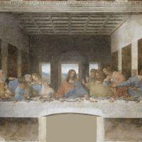 L'Ultima Cena per immagini. La fotografia racconta la storia del Novecento