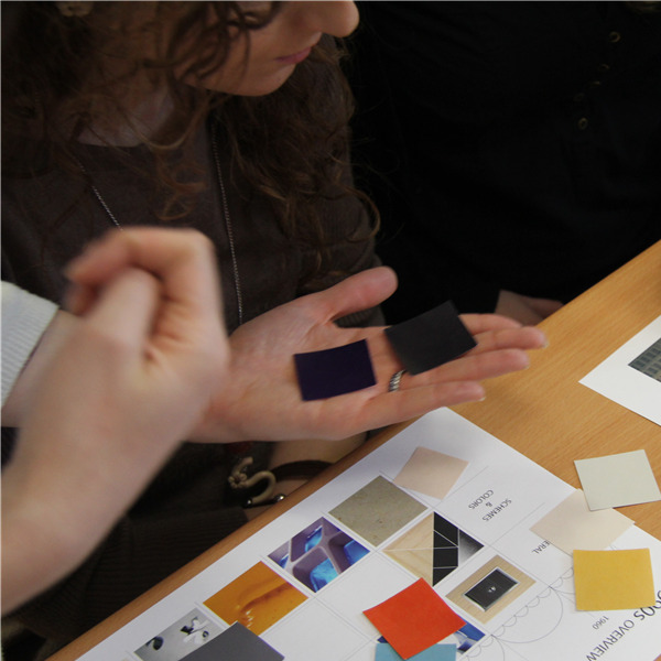 Master in Color Design & Technology - IV edizione