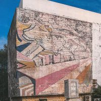 Muri d'autore. Gerardo Masini da Parigi a Dakar
