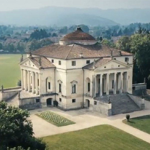 Palladio, il docufilm alla scoperta dell'universo antico di Andrea Palladio