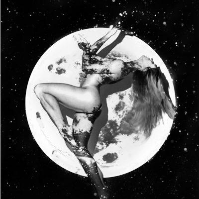 Pietro Lucerni. Naked moon