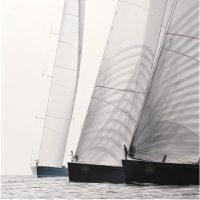Shuai Zong e Lorenza Cavalli. Sailing with time