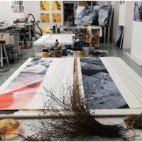 Workshop con l'artista: Uno stadio del respiro. Con moto leggero tra la luce e l'assoluto