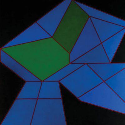 Achille Perilli. Geometrie impossibili - Mostra retrospettiva