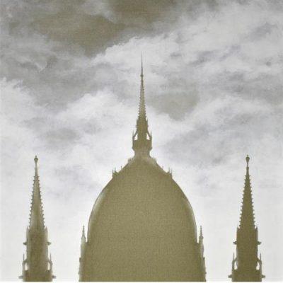 Anzix (Cartoline da Roma) - Mostra dei borsisti dell'Accademia d'Ungheria