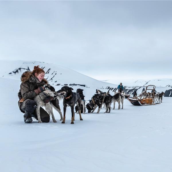 Arctic world archive: tutta la memoria del mondo - Incontro con Valentina Tamborra