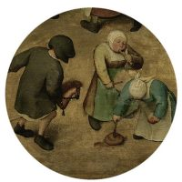 Back to Bruegel. Experience the 16th century