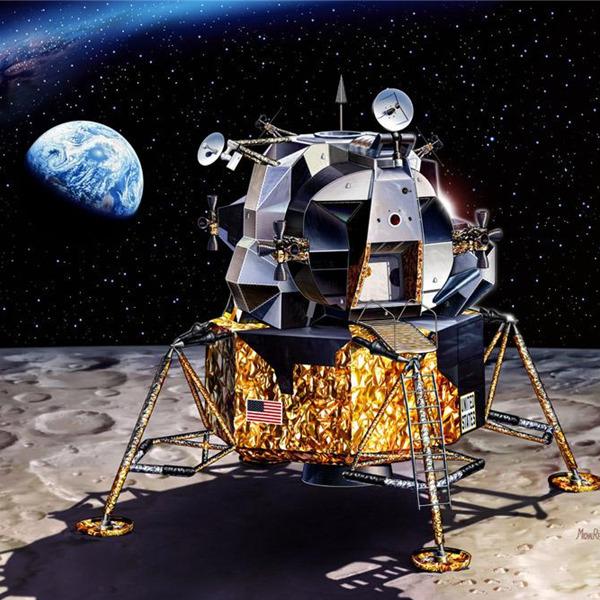 Destinazione Luna: il futuro è adesso - Immersive interactive experience