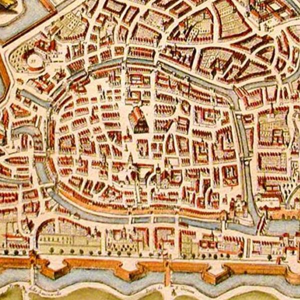 Forma urbis. Padova nella cartografia storica - Incontro e visita guidata