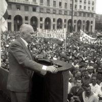 Genova movimento immagine. Dalla ricostruzione ai fatti del giugno 1960 - Fotografie di Giorgio Bergami