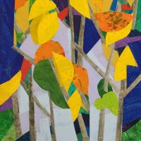 Giorgio Mantici. Attraverso un bosco colorato