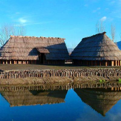 Il villaggio protostorico di Longola