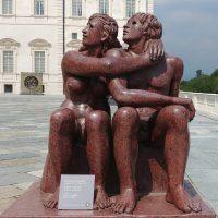 Le sculture di Giacomo Manzù, Francesco Messina e Augusto Perez a Jesolo