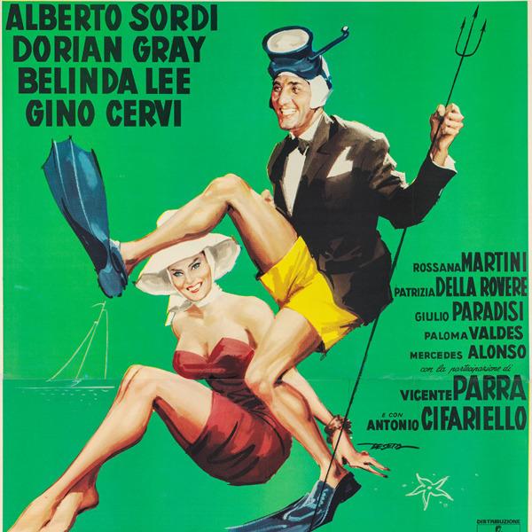 """Presentazione del catalogo: """"Cinema in bikini. Italiani al mare"""""""