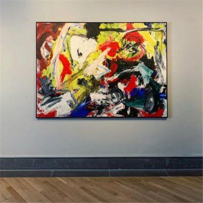 """Sette voci per """"Libera"""". Visite guidate gratuite alla mostra """"Libera. Tra Warhol, Vedova e Christo"""""""