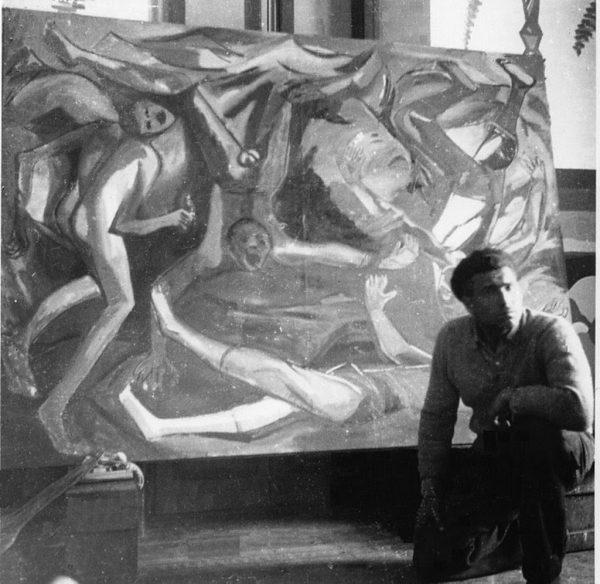 Storia di uno studio d'artista. Incontro su Enrico Accatino