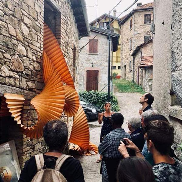 Venti Contemporanei 2019 - Festival di arte contemporanea a Cereggio