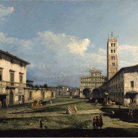 Conferenza: Bernardo Bellotto 1740. Viaggio in Toscana