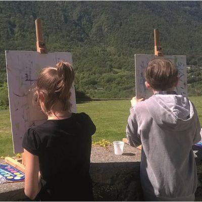 """Eventi collaterali alla mostra """"Altissimi colori. La montagna dipinta: Giovanni Testori e i suoi artisti"""""""