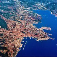 Il mito e le immagini del Porto Franco di Trieste. Conversazione di Antonio Trampus
