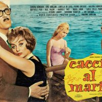 Italiani al mare. Manifesti cinematografici 1949-1999. Dalla Collezione Enrico Minisini