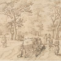 Jan Brueghel il Vecchio (1568-1625). Un disegnatore eccezionale
