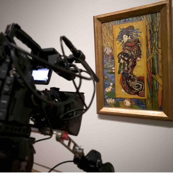 La Grande Arte al Cinema: Van Gogh e il Giappone