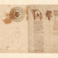 Leonardo e Vitruvio: oltre il cerchio e il quadrato. Alla ricerca dell'armonia. I leggendari disegni del Codice Atlantico