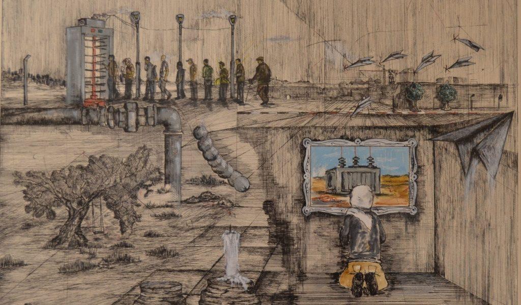 Let it light!, il concorso per giovani artisti palestinesi che accomuna Banksy, Betlemme e Torino