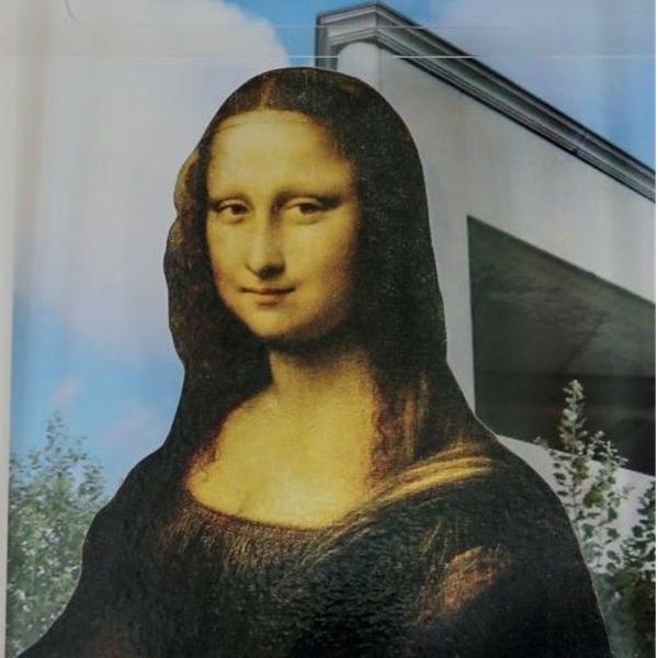 Maria Nella Marangon. Da Leonardo: attraversando il tempo...