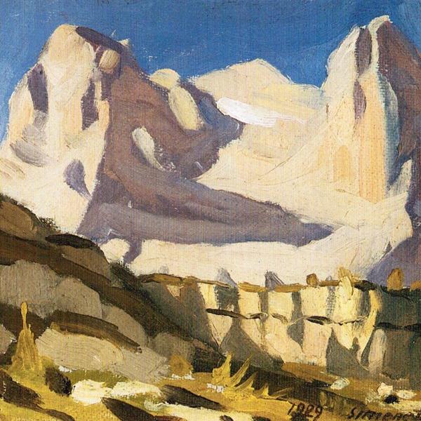 Masi Simonetti (1969 - 2019). Montagne e montanari