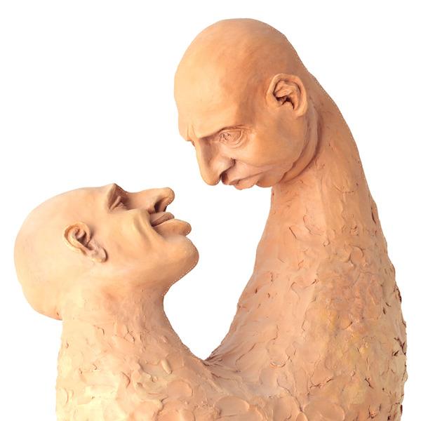 Personale di scultura in terracotta di Antonio Biondi