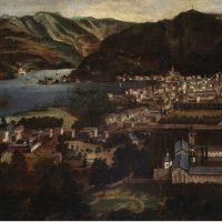 Vedute del porto di Como - L'arte svelata