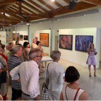 "Visita guidata alla mostra ""In prima persona"" di Sandy Skoglund, Teun Hocks e Miela Reina"