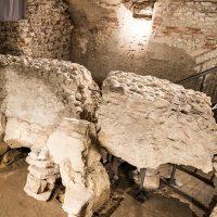 Visite guidate al Criptoportico di Corte Sgarzerie e alla Villa Romana di Valdonega