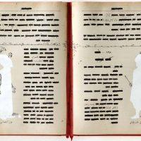 Emilio Isgrò e il Moby Dick di Herman Melville