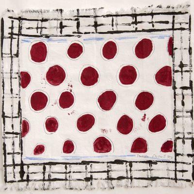 Il sangue delle donne. Tracce di rosso sul panno bianco - Mostra collettiva