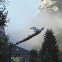 Land Art al Furlo - X edizione: Unodiecicento