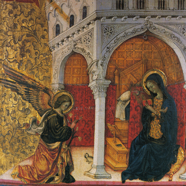 L'Autunno del Medioevo in Umbria - Cofani nuziali in gesso dorato e una bottega perugina dimenticata