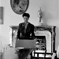 Peggy Guggenheim nelle foto di Nino Migliori: un'incontro per scoprire una Peggy inedita