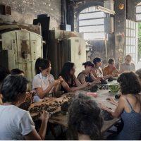 Porte aperte al Museo Carlo Zauli per l'azione artistica collettiva con Chiara Camoni