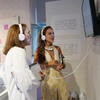 Visita guidata alla mostra Open Secrets con l'artista Rachel Lee Hovnanian