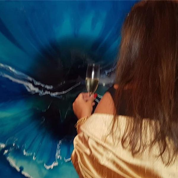 """Visita guidata alla mostra """"Vita vista mare"""" di Anna Zennaro"""
