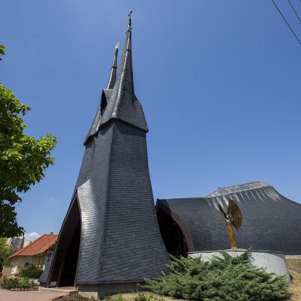 Conferenza: L'Architettura ecclesiastica in Ungheria dal 1990 ad oggi
