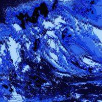 Elia Festa. Blau