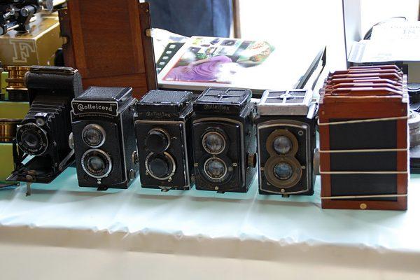 Foto Antiquaria - Mostra mercato di materiali e attrezzature fotografiche d'epoca. 68a edizione
