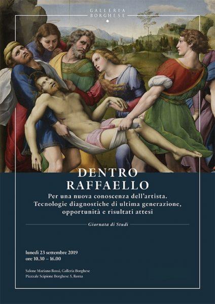 Giornata di studi: Dentro Raffaello. Per una nuova conoscenza dell'artista