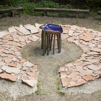 Linea terra acqua - Parco di Arte e Natura a Villa Buri