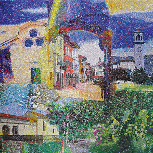 Mosart - Spilimbergo Mosaic Art Festival 2019